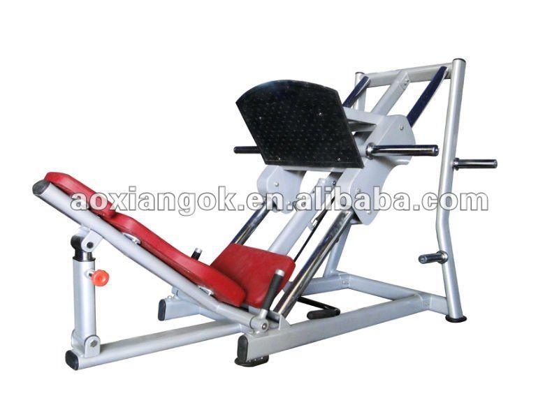 life fitness ausr stung 45 degress beinpresse equipment. Black Bedroom Furniture Sets. Home Design Ideas