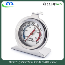 Oven Thermometer Precision Kitchen Food Meat High Heat Large Dial Stainless Steel Oven Monitoring Thermometer