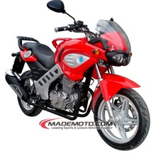 EEC Approved 250cc Motorcycle, China Made Gas Motor Scooter (YY250-5A)
