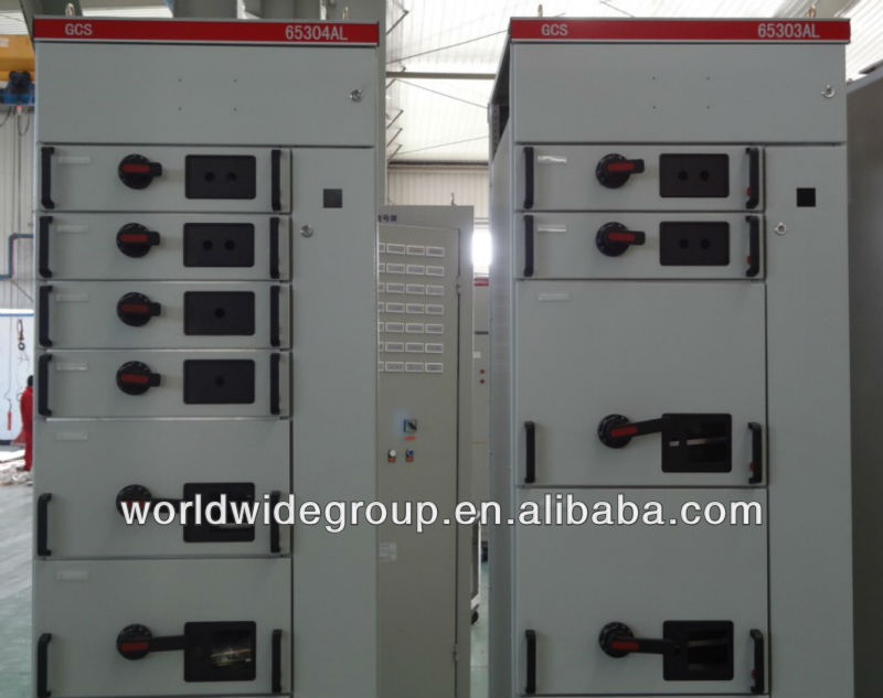 GCS drawable low voltage switch cabinet