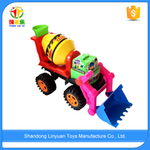 Cheap Kids Small Car Toy and Plastic Sliding Truck Toy Model