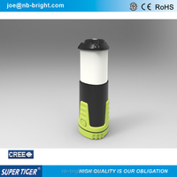 extendable magnetic camping and flash light