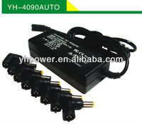 90W Universal Auto Laptop Charger for COMPAQ HP Dell,DC Charger