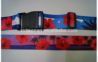 Colorful and strong luggage strap/belt in 2014