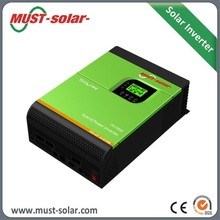 [MUST]Pure Sine Wave Inverter 1Kva-5Kva PWM Solar Inverter PV1800 Series