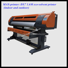 new condition cheap 1600mm large format eco solvent printer