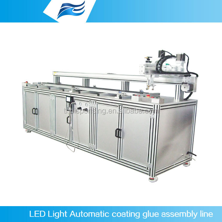 automated assembly equipment/production line machine
