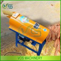 top quality small corn husker sheller with electric power 008615736766207