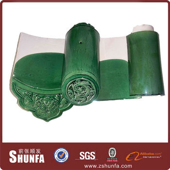 antique roof tile for chinese antique style building