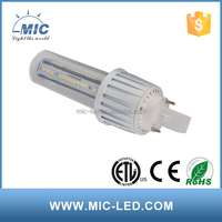 6W 8W 10W 12w led g24 bulb with TRIAC Dimming g24 corn lamp