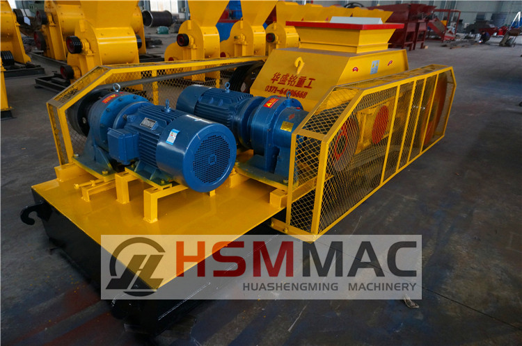 HSM ISO CE Tooth Double Roll Crusher