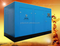 Mobile customized single stage screw type compressor