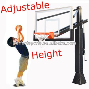 Gymnasiums Basketball Stands