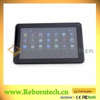 9 inch Hot Pad Q90 Tablet PC Android Dual Core WIFI Version Advertized by Aoi Sola