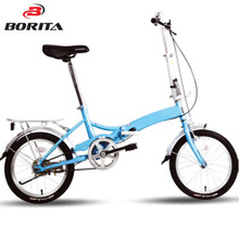 Kids folding bike folding bicycle 16 inch folding bike frame