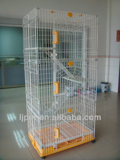 JC-3ab-195,Large tall cat cage