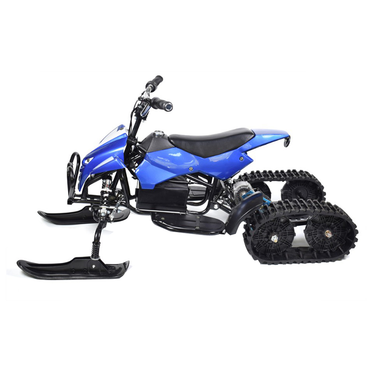 Shenzhen direct factory 4 wheel mini electric snowmobile, snow vehicle, kids snowm slider for sale