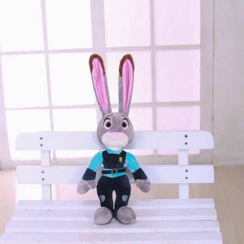 Hot Selling Wholesale Custom Movie Character Judy Plush Toy