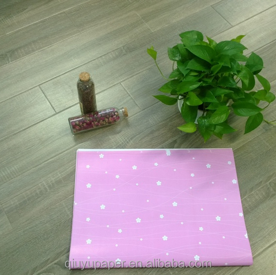 120g 50 Sheets wrapping Paper Tracing Paper for Wood 520mm*760mm package paper