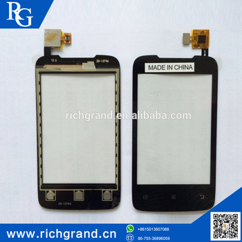 New Black Replacement Touch Screen Digitizer Panel Glass for Lenovo A269i
