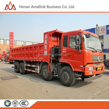 SHACMAN Dlong F2000 8*4 Dump Truck or Tipper Truck for sales