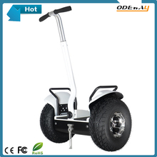 Powerful off road scooter 19 inch wheel electric self balance motorbike