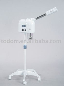 Facial steamer with ozone visit regularly