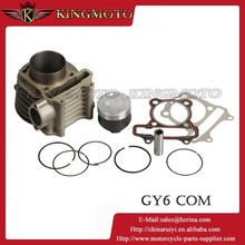KM 20150717 Motorcycle Cylinder kits for GY6 Water Cool Engine