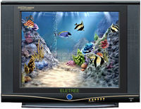 Good Quality CRT TV/ 21 Inch Colorful Televition (CRT-A2)