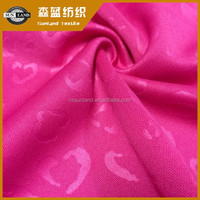 knitted embossed 100 polyester PK polar fleece fabric for winter hoodie