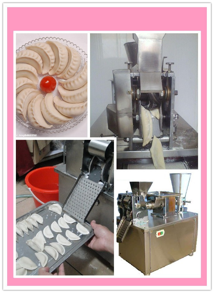 Hot-selling Chinese Dumpling Machine/Dumpling Making Machine/Automatic Dumpling Machine