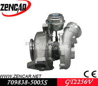 12 month warranty garrett gt2256v turbo 721204-1 062145701A