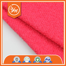 Latest design GOTS certified Winter use Beautiful stretch knit fabric