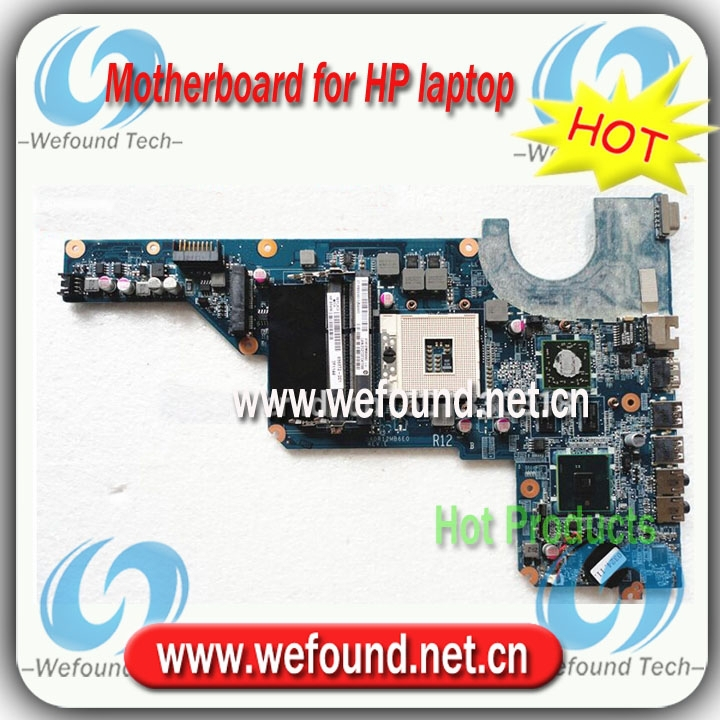 Motherboard 636372-001 for HP Pavilion G4 G6 G7 Laptop