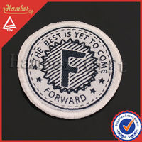 Promotional chinese embroidery kits patches