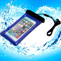 Waterproof Mobile Phone Pouch PVC SACK Dry Bag DIVING/waterproof puch/diving bag