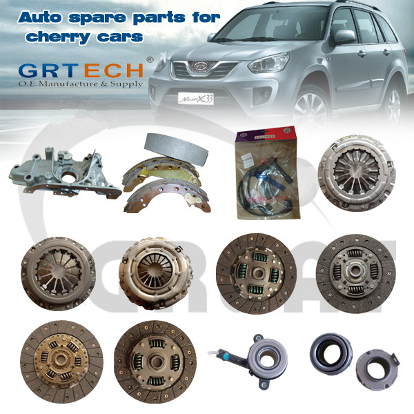 High quality auto spare parts for chinese car chery