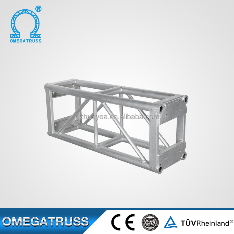 high strength 300mmx400mm small stage lighting truss