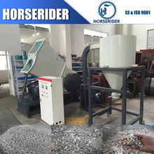 New strong waste plastic crushing machine / plastic pipe crusher / pvc profile