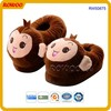 new design fashion baby winter animal shoes