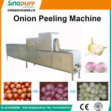 Industrial Onion Peeler Machine