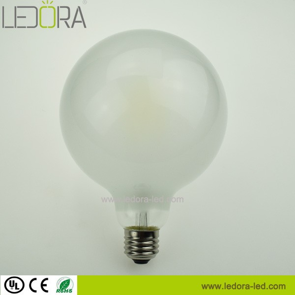 Design ceiling light led 220v e27 4w 6w 8w 110lm/w pf>0.95 warm white filament bulb