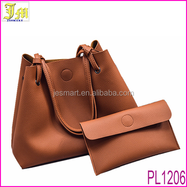 Simple Fashion Women Handbags With Small Bag New Leather Bag Capacity Casual Shoulder Bags Shopping Travel
