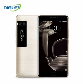 Global Version Meizu Pro 7 Plus 5.7 Inch 6GB 64GB Helio X30 Deca Core Dual 12.0MP Rear Camera Android 7.0 Fast Charge