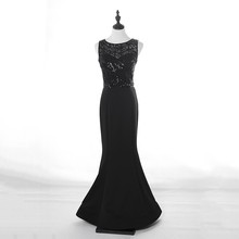 Ankle-length evening dresses gowns for women