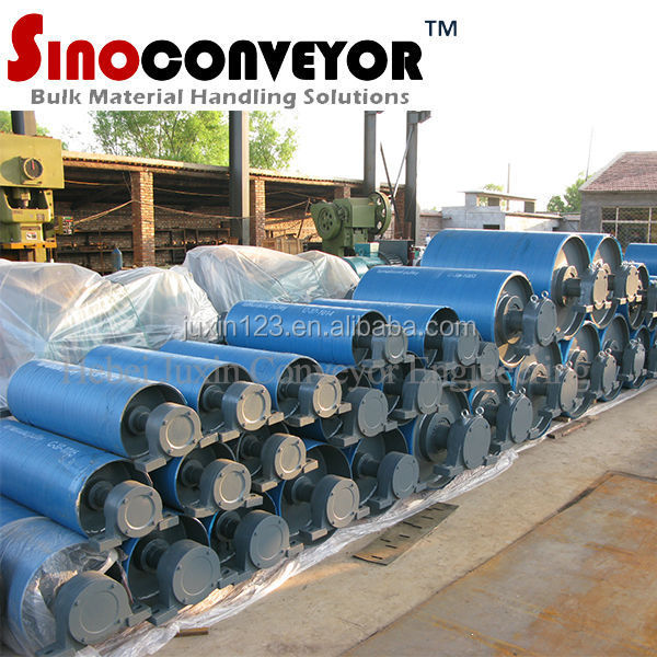 carbon steel material High wholesale CE ISO conveyor pulley wheel