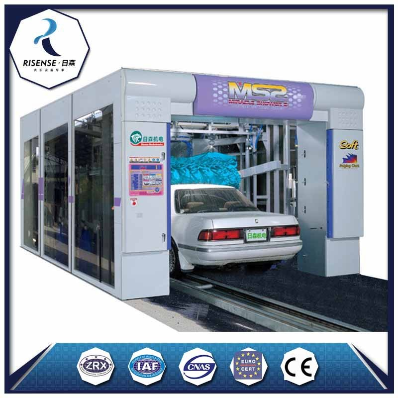 Best Choice Automatic Tunnel Car Washing Machine equipment with high quality manufacture factory
