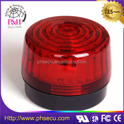 xenon flash lamp strobe red