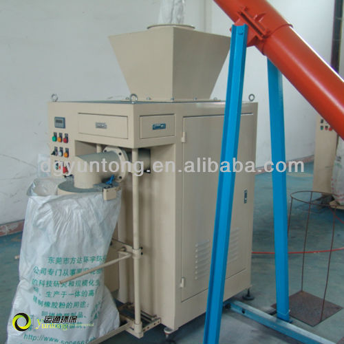 Rubber Powder Bag Filler