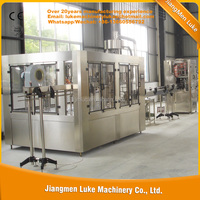 Good price 5000BPH 500ml Full-Automatic Complete pet Drink Bottle water filling production line